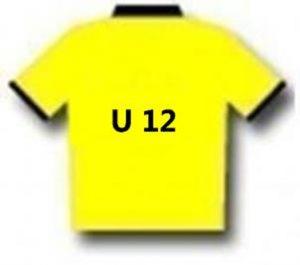 Under 12 Shirt