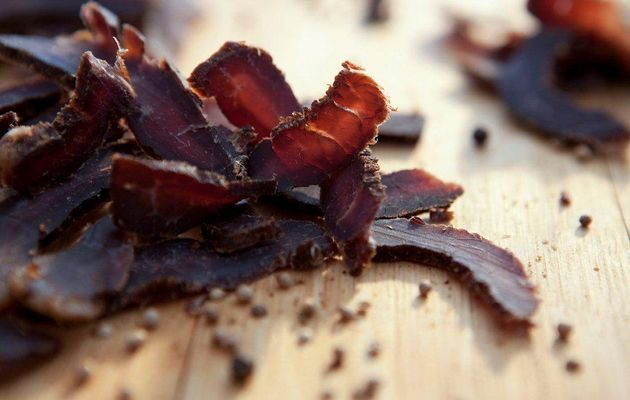 The history of Biltong goes a long way back