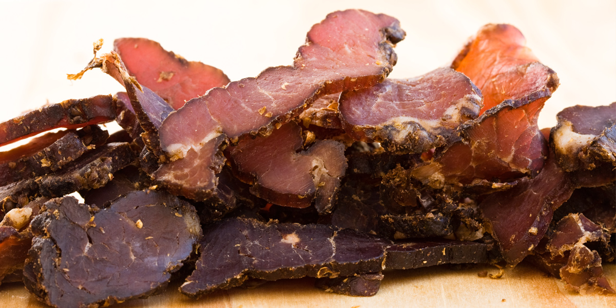 industrial biltong makers